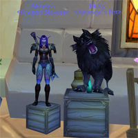 Screenshot of the Guild Member Alexsea