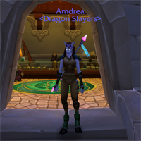 Screenshot of the Guild Member Amdrea
