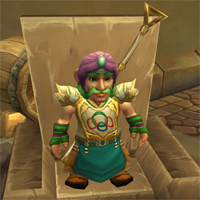 Screenshot of the Guild Member Nevil