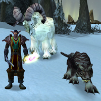 Screenshot of the Guild Member Oneleg
